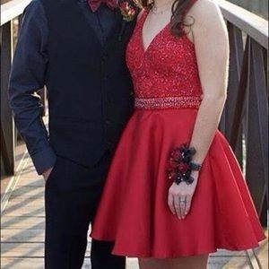 Semi-formal dress!!